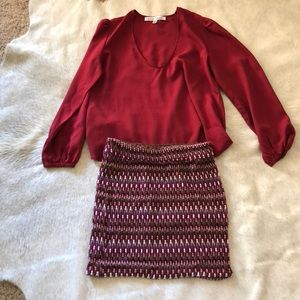 Amazing Holiday Outfit from LOVERS and FRIENDS